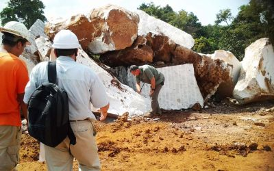 Développement environnemental, social et économique durable découlant des activités du secteur minier
